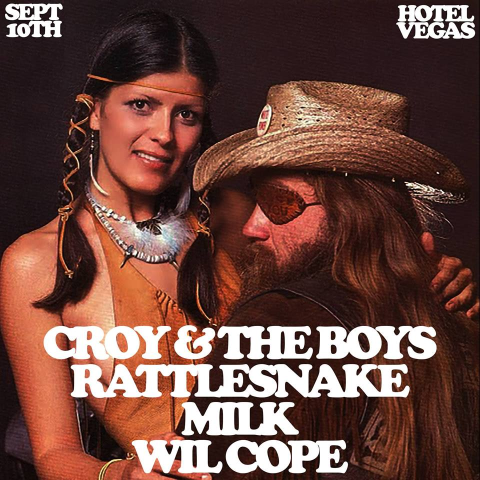 rattlesnake milk flyer